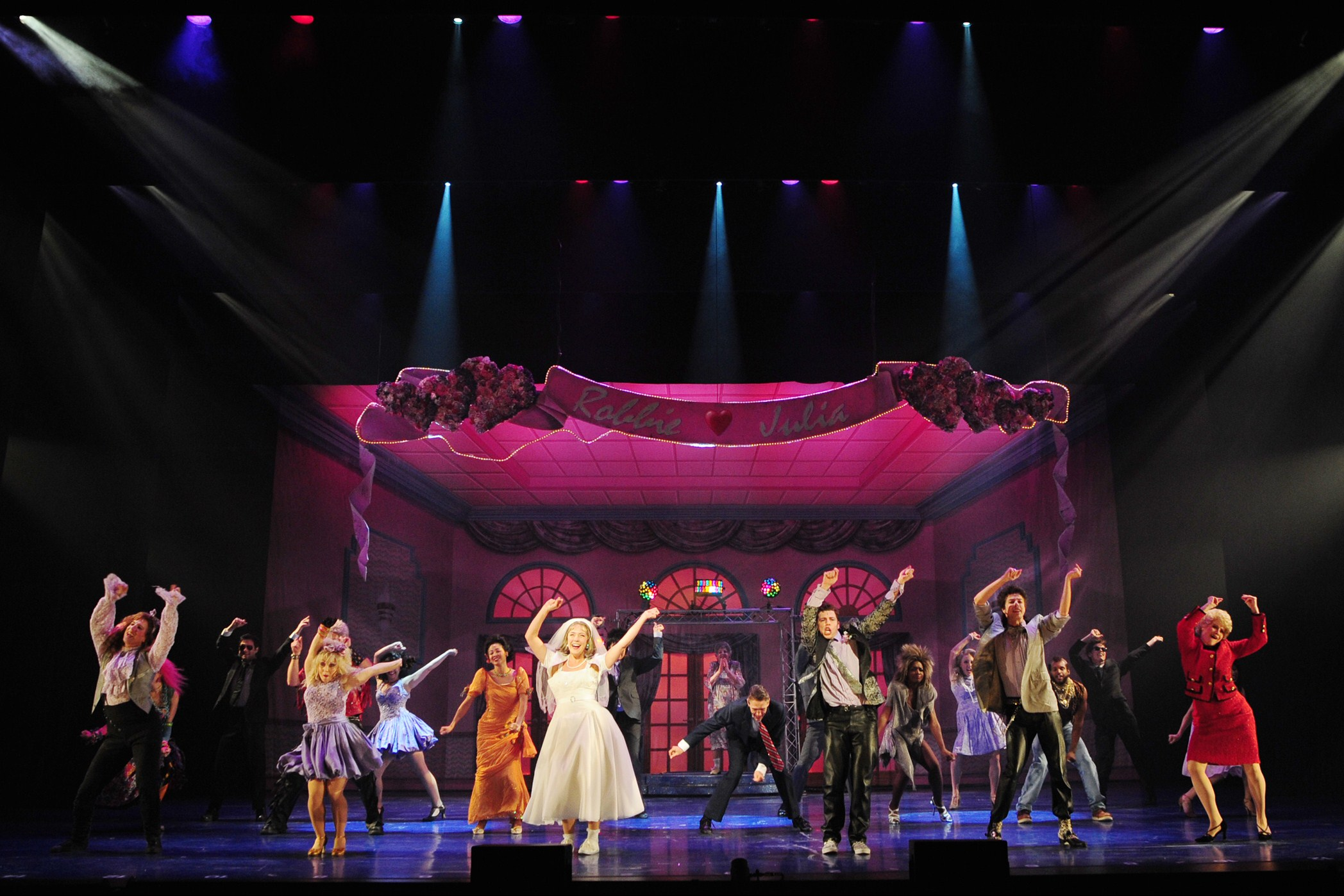 "Regional Premiere: Musical Theater West's ""The Wedding ..."