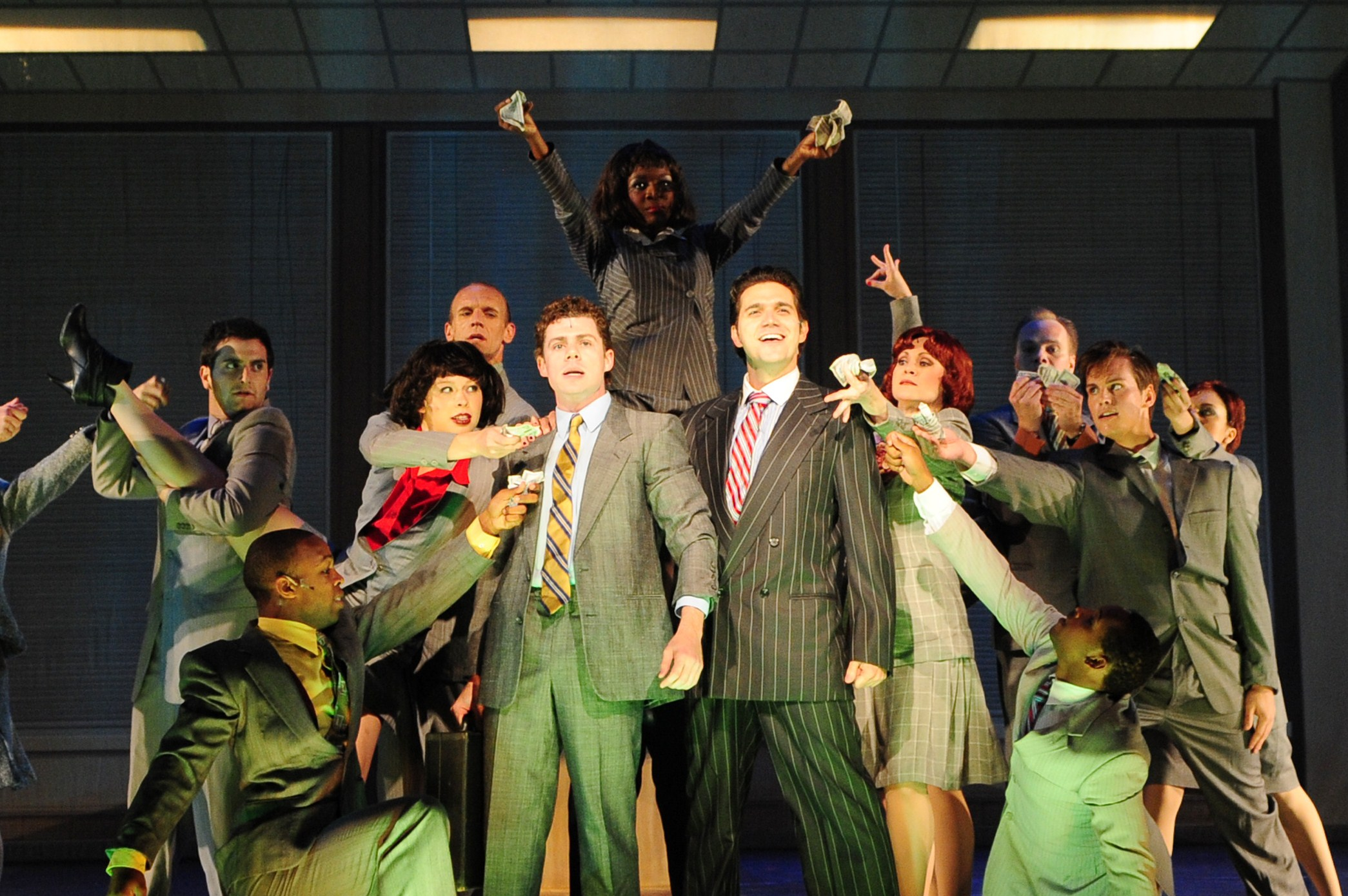 Regional Premiere Musical Theater Wests The Wedding Singer Is Worthy Of Great Reception