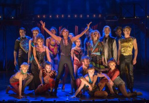 """""""We've got foibles and fables to portray as we go along..."""" Patina Miller and the Company of A.R.T.'s """"Pippin"""""""