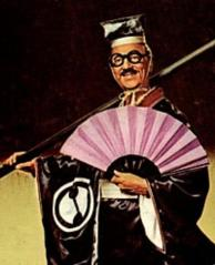 "Grouch Marx Stars In Gilbert & Sullivan's ""The Mikado"""