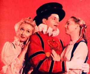 "Celeste Holm, Bill Hayes & Barbara Cook Star In Gilbert & Sullivan's ""The Yeoman Of The Guard"""