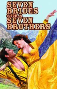 "The La Mirada Theatre For  The Performing Arts Presents ""Seven Brides For Seven Brothers"" April 12-May 5, 2013"