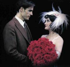 """And Should I Love You, You Would Be The Last To Know..."" Howard McGillin & Caroline O'Connor In The Hit 1995 London Premiere"