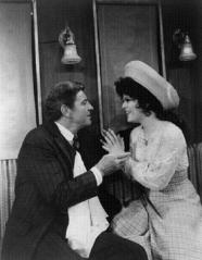 """This Sublime & Serene, Unconventional Team, Mabel & Mack (Also Callled ""Mack & Mabel"") Bernadette Peters & Robert Preston In The 1974 Original Production"