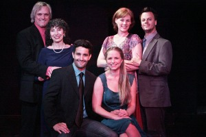 """Let There Be Harmony Ever More!"" The Cast Of The Chromolume Theater's ""Love Songs...A Musical"""