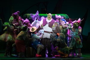 "3-D Theatricals Presents ""Shrek, The Musical"" July 19-August 4 in Fullerton CA.; August 9-11 2013 in Redondo Beach, CA."