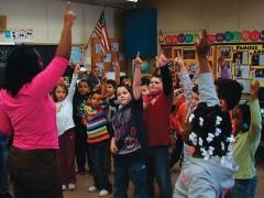 "Part Of TMTP's Program, ""Kids Love Musicals"""
