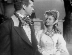 """Don't Ya Reckon It's Wrong, Triflin' With April This Way?"" Keith Andes As Jefferson Calhoun As Barbara Cook As ""Evalina"""