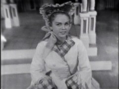 "Barbara Cook As ""Evelina Applegate"" Celebrates ""Sunday In Cicero Falls"""