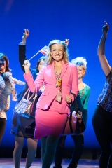 """I'm Going back To The Trial, But I'm Going Back In Style"" (Stephanie Wall As 'Elle Woods')"