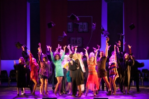 "The Cast Of 3-D Theatrical's ""Legally Blonde, The Musical"" Oct. 11-27, 2013 in Fullerton CA; Nov. 1-3 2013 in Redondo Beach, CA"