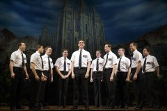 """We can fully guarantee you, that this book will change your life"" (The Cast Of The Book Of Mormon"")"
