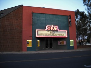 """Violet"" At The Historic Gem Theatre 12852 Main Street In Garden Grove, CA"