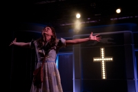 """Violet (NIcole Cassesso) is """"In The Chapel"""""""