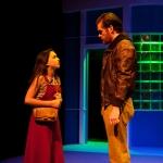 Young Violet (Sophia Scarsi)_ confronts her father (Alex Bodrero)