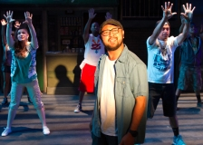 "Joshua Lopez as Usnavi welcomes us ""In The Heights"""