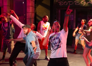"The Cast Of ""The Chance Theater's"" ""In The Heights"" Celebrate ""Carnaval Del Barrio""!"