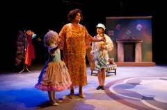"""Sing Out Louise! Smile Baby!"" Beth Hansen is ""Mama Rose"" With Shayna Gayer As ""June"" &  Sophia Scarsi As ""Louise"""