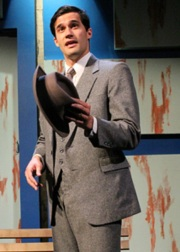"Daniel Fagan Is The Dapper And Charismatic ""Dean"""