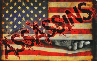 """""""One More Productions"""" Presents """"Assassins"""" October 9-November 2, 2014 At """"The Gem Theatre"""" in Garden Grove, Ca."""