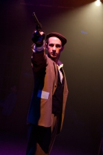 """""""Some men have everything and some have none!"""" (Evan Guido is Leon Czolgosz)"""