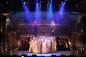 "The Cast Of ""3-D Theatrical's"" ""Ragtime, The Musical"""