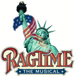 """3-D Theatricals"" Presents ""Ragtime, The Musical"" October 10-26, 2014 At Plummer Auditorium, Fullerton CA., November 1-9, 2014 Redondo Beach Performing Arts Center, Redondo Beach CA."
