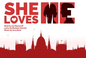 """The Chance Theater"" At ""The Bette Aitken Theater Arts Center"" Presents ""She Loves Me"" December 5-28 2014, 5522 La Palma Avenue, Anaheim CA."