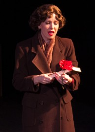 """Will he like me? Who can say? Oh, this evening seems a million years away!"" (Erika C. Miller Is ""Amalia"")"