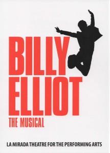 """The La Mirada Theatre For The Performing Arts"" & McCoy-Rigby Entertainment Present: ""Billy Elliot-The Musical"" January 17-February  8, 2015; 14900 La Mirada Blvd., La Mirada, CA (www.lamiradatheatre.com)"