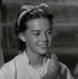 """""""Oh, I wish I could go pick flowers on a mountain top!"""" (Natalie Wood Is """"Klara"""")"""