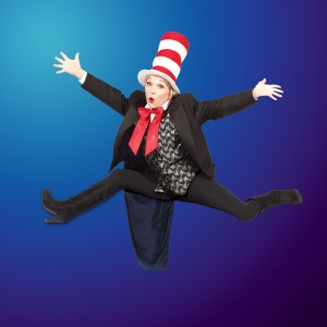 "Cathy Rigby Stars In 3-D Theatrical's ""Seussical, The Musical"" February 7-22, 2015 In Fullerton, CA.; February 28-March 8, 2015 In Redondo Beach, CA."