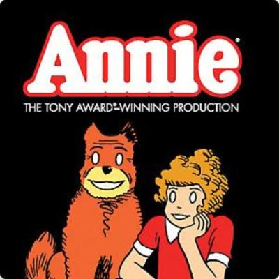 """The Segerstrom Center For The Arts"" Presents ""Annie"" May 13-May 24, 2015 In Costa Mesa Ca. www.scfta.com"
