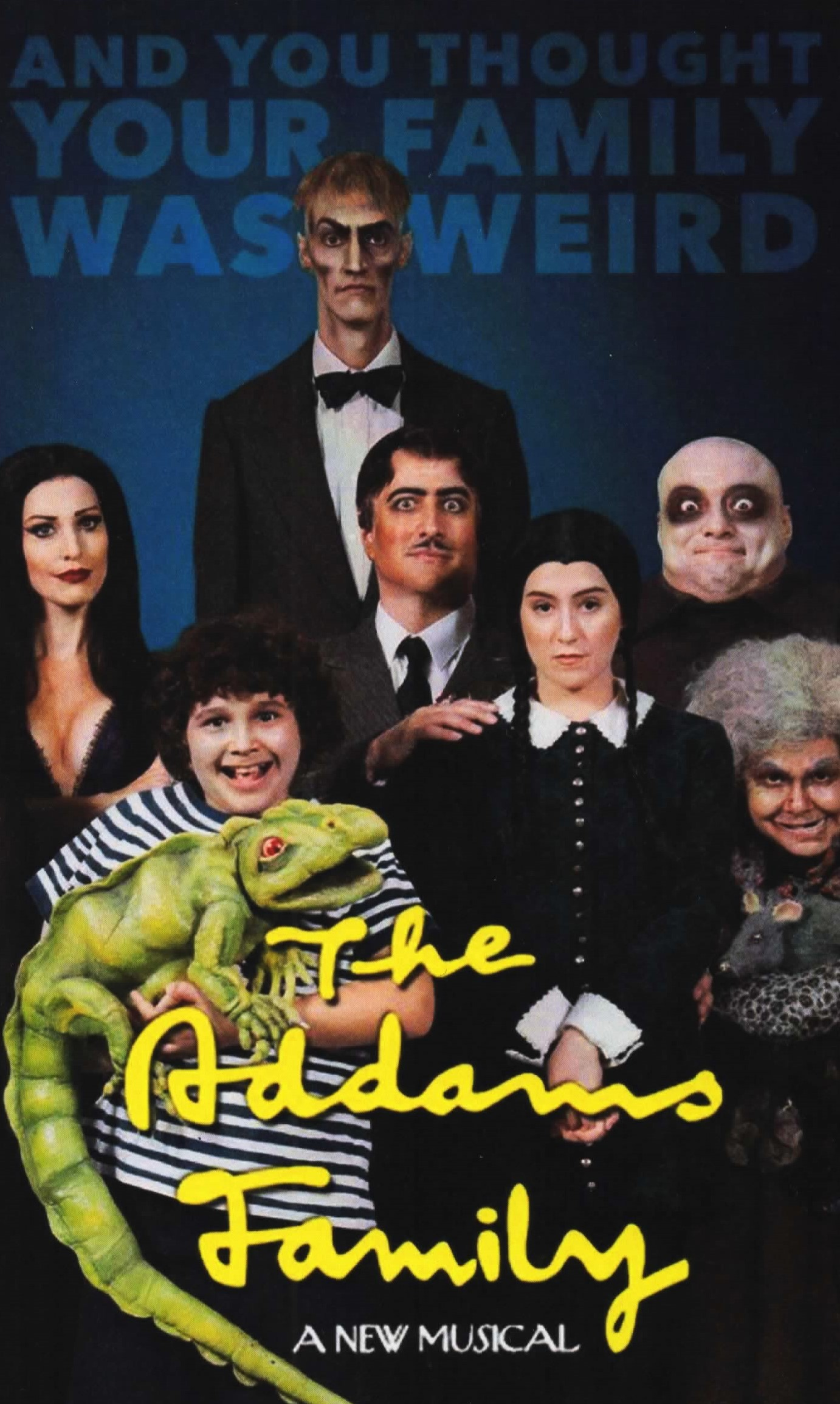 Full Disclos... The Addams Family 3