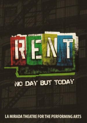 """""""The La Mirada Theatre For The Performing Arts"""" & McCoy-Rigby Entertainment Present: """"Rent"""" October 24-November 15, 2015; 14900 La Mirada Blvd., La Mirada, CA (www.lamiradatheatre.com)"""