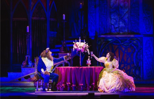 """3-D Theatricals"" Presents ""Beauty And The Beast"" February 5th-February 21st , 2016 At ""Plummer Auditorium"" In Fullerton, CA. : February 26th-February 28th, 2016 in Redondo Beach, CA. http://www.3dtshows.com"