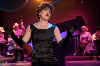 """""""Why can't I forget you and start my life anew? Instead of having sweet dreams about you…"""" Nicole Cassesso is the incomparable Patsy Cline in """"One More Productions' """" """"Always…Patsy Cline"""""""