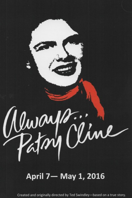"""One More Productions"" Presents ""Always…Patsy Cline"" April 7-May 1, 2016 At ""The Gem Theatre"" In Garden Grove California (www.OneMoreProductions.com)"