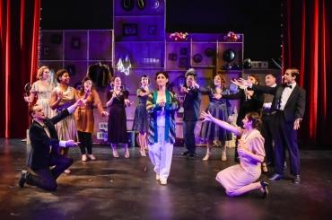 """""""The Conundrum Theatre Company"""" Presents """"Funny Girl"""" October 29th-November 20th, 2016 At """"The Colony Theatre"""" In Burbank, CA. www.Conundrumtheatreco.com"""