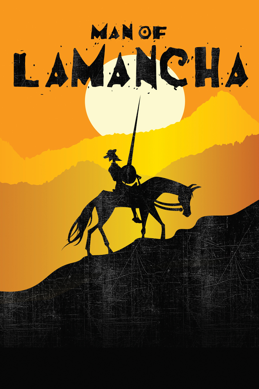 Onward To Glory They Go: La Mirada Theatre's 'Quixotic